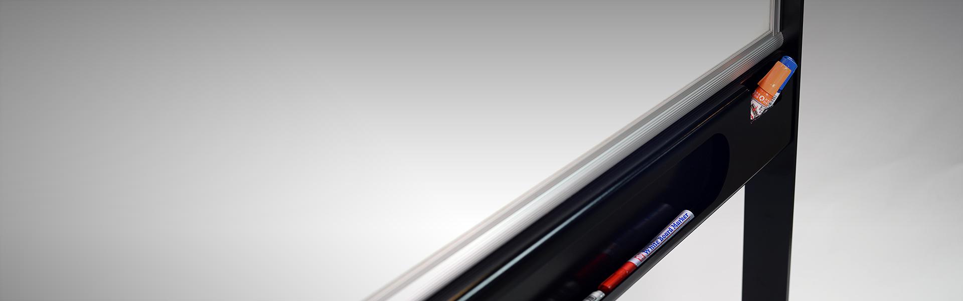MIROIR 雙面活動式白板