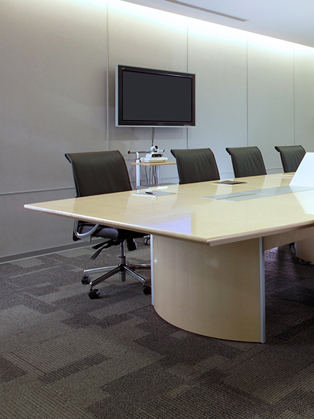 OLYMPUS Conference Table
